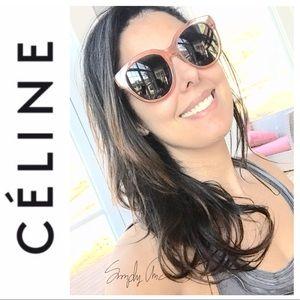 c3cb8dda32 Celine Accessories - Super Chic Celine Fabulous Audrey sunglasses blush